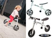 Велосамокат Micro G-bike+ (2-5 лет) для подготовки к велосипеду