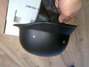 шлем новый,  цвет черный