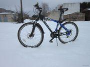 Велосипед горный Stels 830 с дисковыми тормозами