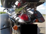 Изготовление каркасов багажников для мотоциклов,  скутеров