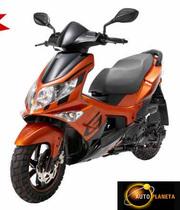 Новый скутер PGO GMAX 50