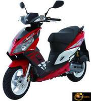Новый скутер SYM Jet SportX 50