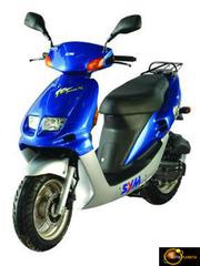 Новый скутер SYM Jet BasiX 50