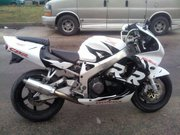 Мотоцикл Xonda CBR 919 RR Fire Blade 99г.