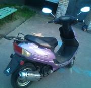 продам скутер kanuni 50qt в отличном состоянии