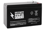 Аккумулятор 12V/7Ah Security Power SP 12-7
