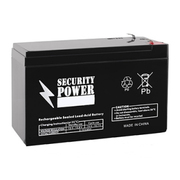 Аккумулятор 12V/9Ah Security Power SP 12-9 (F2),