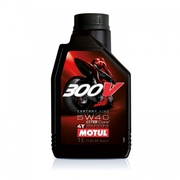 Масло для мотоцикла Motul 300V 4T FL ROAD RACING 5W-40 1L