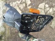 Рамка для номера для Harley Davidson Sportster стоковая с подсветкой